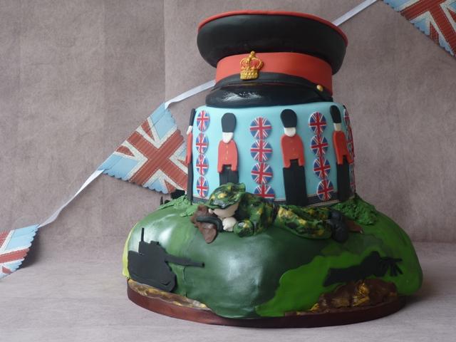 Cake of the Week Celebrating Sandhurst kitchen fever with