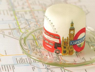 Lindy Smith Transport London cake