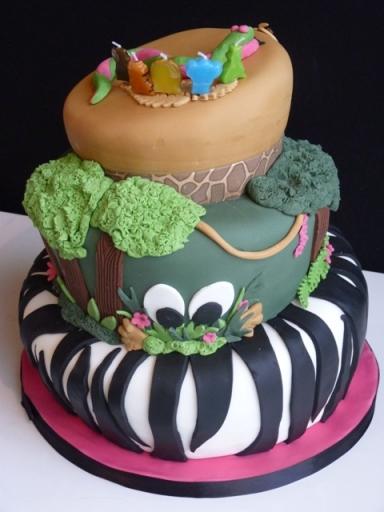 Marwell Zoo Cake 1