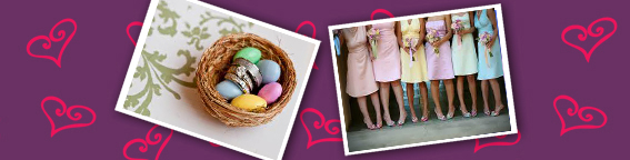 Easter Wedding Template
