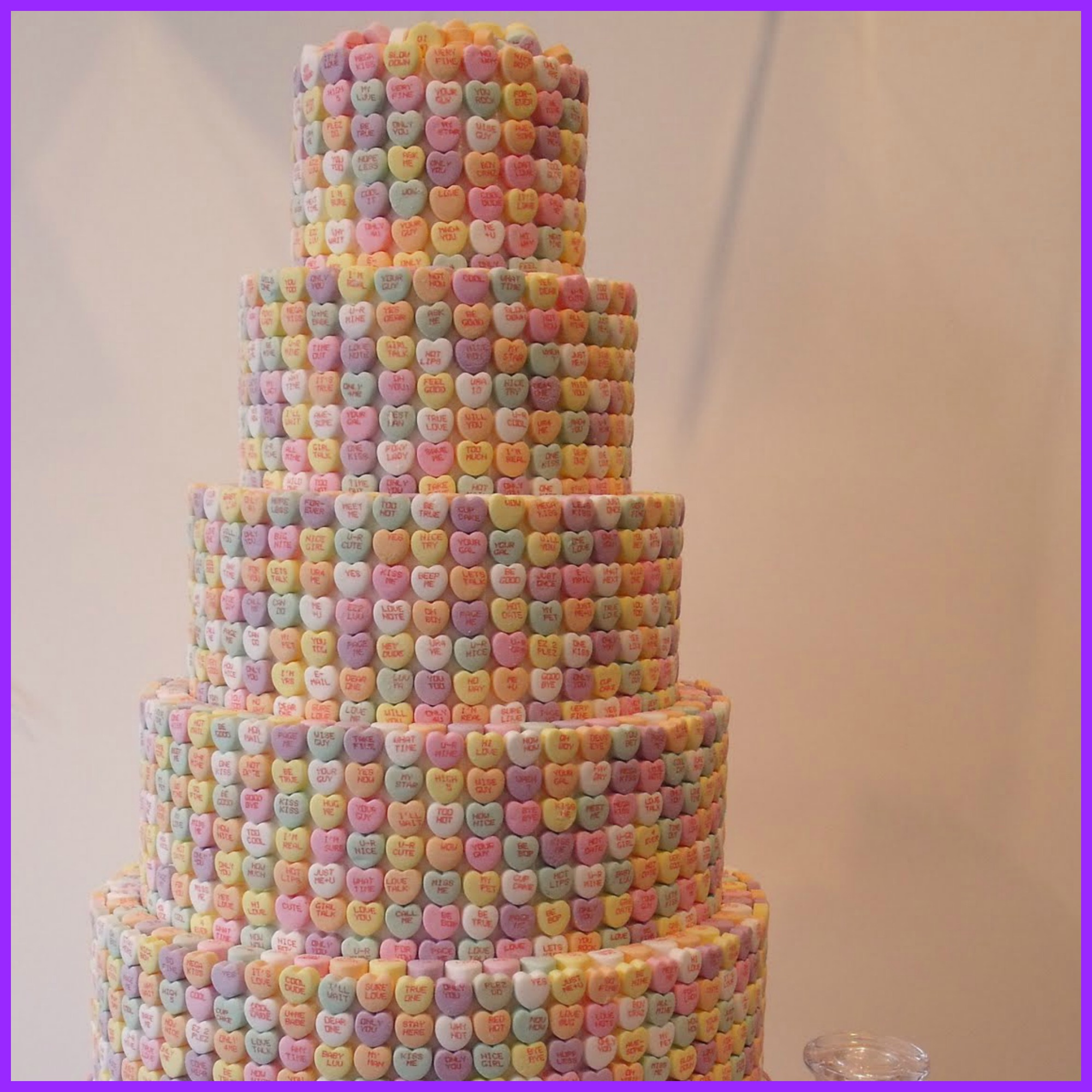Love Heart Cake Images : Five designs to consider for your perfect Easter Wedding ...