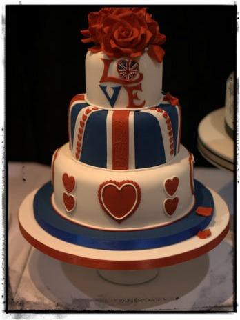 Love Union Cake