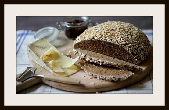 Rye Ale & Oat Bread