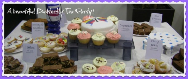 Butterfly Tea-Party