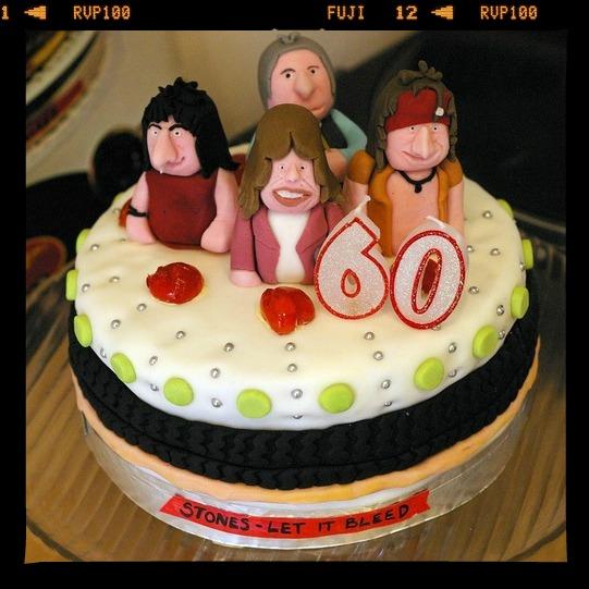 Let it Bleed Cake