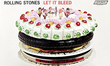 Layer Cake Rolling Stones