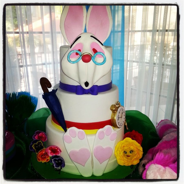 Bunny Rabbit Cake Images
